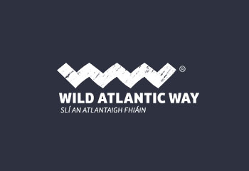 leap wild atlantic way west cork logo white
